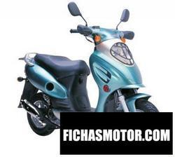 Imagen moto Chang-jiang bd 50qt-5d 150 2007