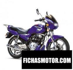 Imagen moto Chang-jiang bd125-2a 2012