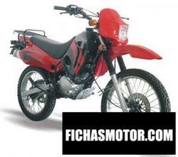 Imagen moto Chang-jiang gy 200-a 2007