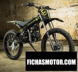 Imagen moto Cleveland fxx 2016