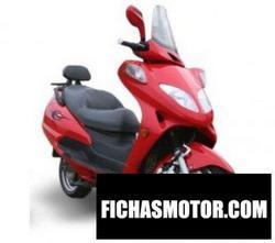 Imagen moto CMC Economy 2011