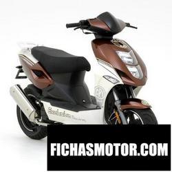 Imagen moto Cpi aragon 50 club 2008