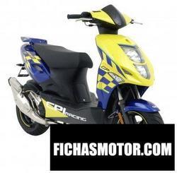 Imagen moto Cpi aragon gp 50 2006