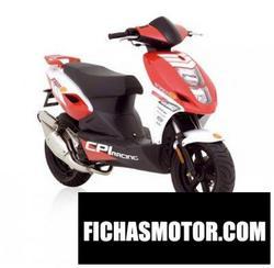 Imagen moto Cpi aragon gp 50 2009