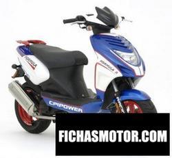 Imagen moto Cpi formula r 50 2009
