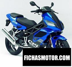 Imagen moto Cpi gtr 50 2005