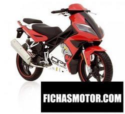 Imagen moto Cpi gtr 50 2009