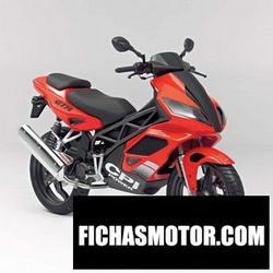 Imagen moto Cpi gtr 50 2010