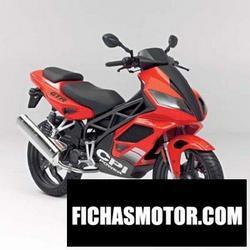 Imagen moto Cpi gtr 50 2011