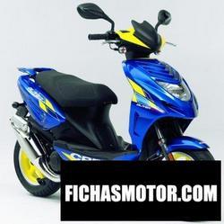 Imagen moto Cpi oliver 50 2005