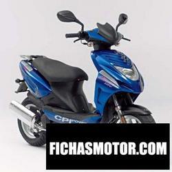 Imagen moto Cpi oliver city 2011