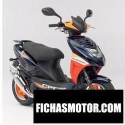 Imagen moto Cpi oliver sport 2010
