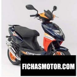 Imagen moto Cpi oliver sport 2011