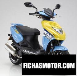 Imagen moto Cpi oliver sport 50 2006
