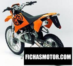 Imagen moto Cpi supercross 50 2004