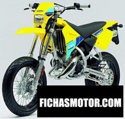 Imagen moto Cpi supermoto 50 2005