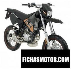 Imagen moto Cpi supermoto sm 2006
