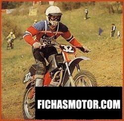Imagen moto Cz 180 roland 1995