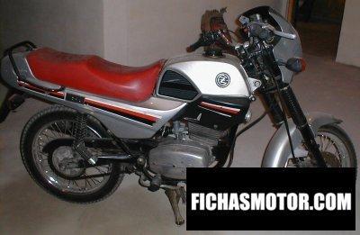 Imagen moto Cz cz año 1994