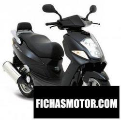 Imagen moto Daelim s1 125 2011