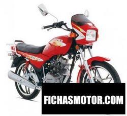 Imagen moto Dafier dfe 150-6 2008
