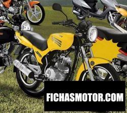 Imagen moto Dafra speed 150 2010