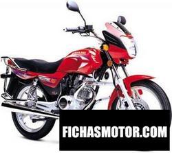 Imagen moto Dayang dy125-39 2009