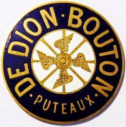 Logo de la marca De Dion-Bouton