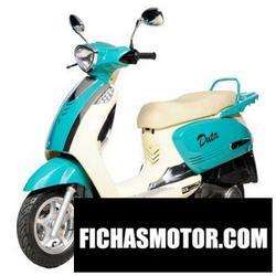 Imagen moto Demak duta 2011