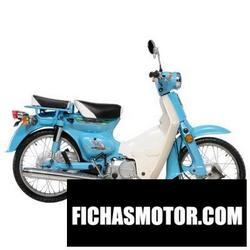Imagen moto Demak dx 90 2011