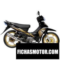 Imagen moto Demak ms 2011