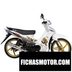Imagen moto Demak mv 2011