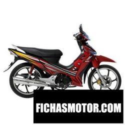 Imagen moto Demak smart mtx 2011