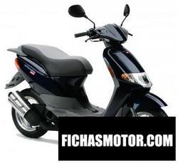 Imagen moto Derbi atlantis city 50 4t 2006