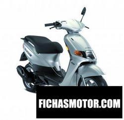 Imagen moto Derbi atlantis city 50 4t 2008