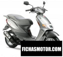 Imagen moto Derbi atlantis two chic 2006
