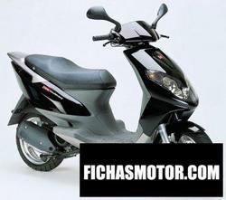 Imagen moto Derbi boulevard 125 2006