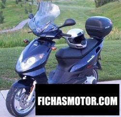 Imagen moto Derbi boulevard 150 2004