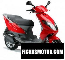 Imagen moto Derbi boulevard 200 2006
