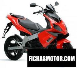 Imagen moto Derbi gp1 50 2006