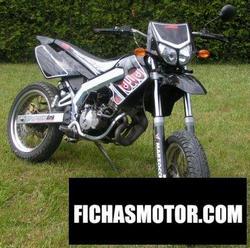 Imagen moto Derbi senda drd 2005