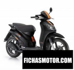 Imagen moto Derbi Sonar 50 2T 2011