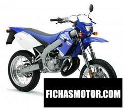 Imagen moto Derbi xrace 50 sm 2007