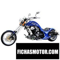 Imagen de DF Motor DF MOTOR 250 OUTLAW CHOPPER