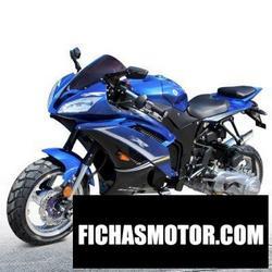 Imagen moto Df motor df200sst 2016