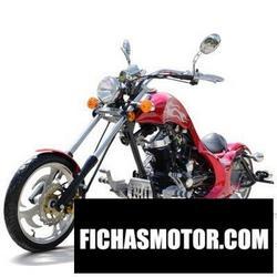 Imagen moto Df motor df250rtf 2018