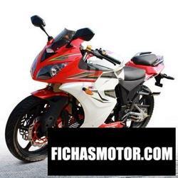 Imagen moto Df motor df250rts 2016