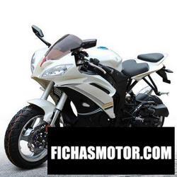 Imagen moto Df motor df50sst 2016