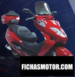 Imagen moto Diamo fury 2005