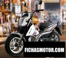 Imagen moto Dinamo Galaxy 2020